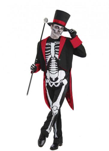 Mr Bone Jangles (Mens) Costume