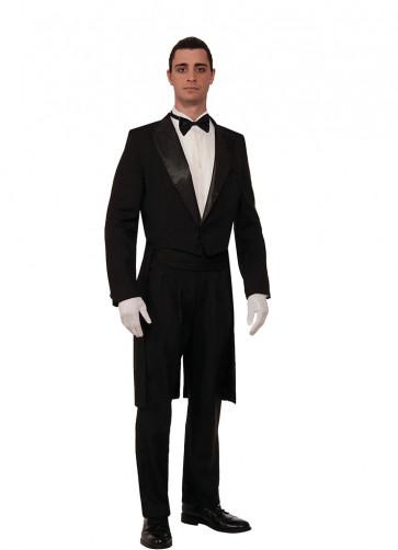 Tuxedo Tailcoat Costume