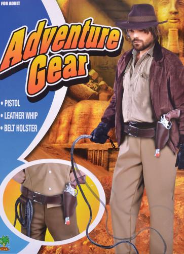Indiana Jones Adventure Gear