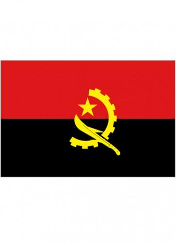 Angola Flag 5x3