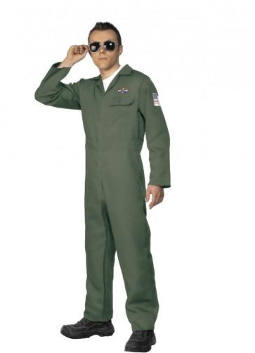 Aviator (Jet Fighter) Costume