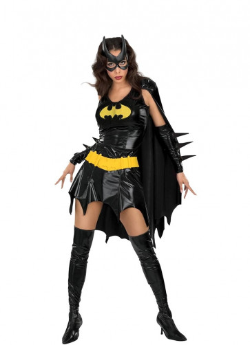 Batgirl Ladies Costume