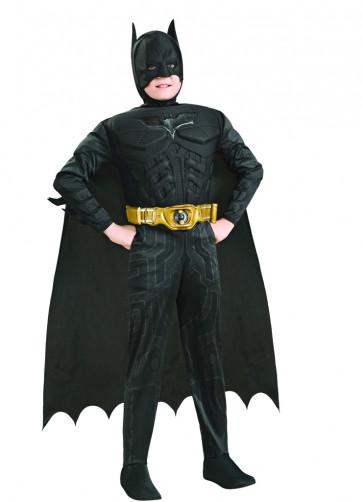 Batman Deluxe Dark Knight -Boys Costume