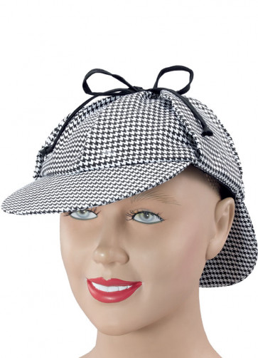 Sherlock Holmes Cap (Detective Hat)