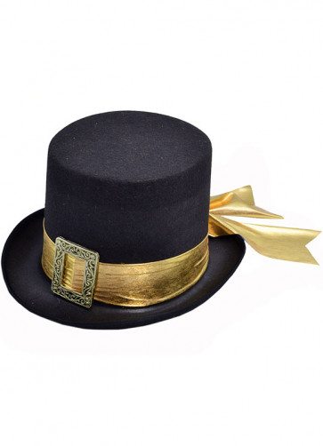 Top Hat (Gold Buckle)