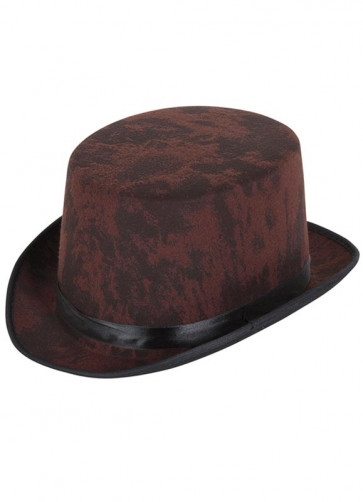 Top Hat - Aged Brown