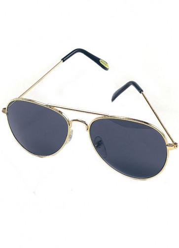 Biker Sunglasses - Greaser - Aviator