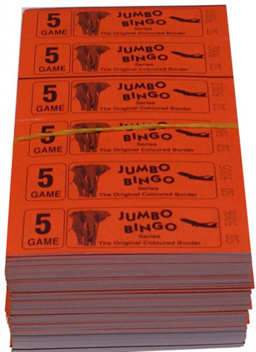 BINGO: 5 Game