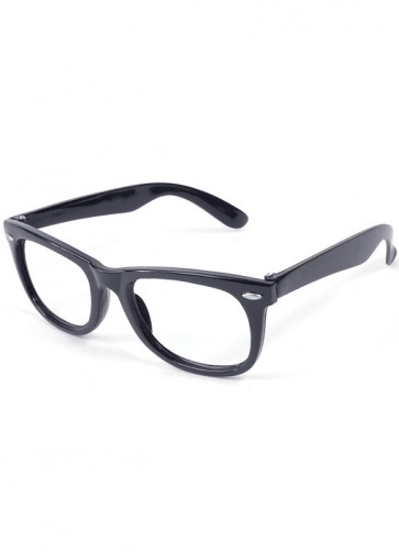 Glasses (Black Frame)