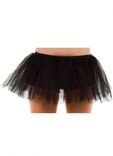Black Tutu - 3 Layer