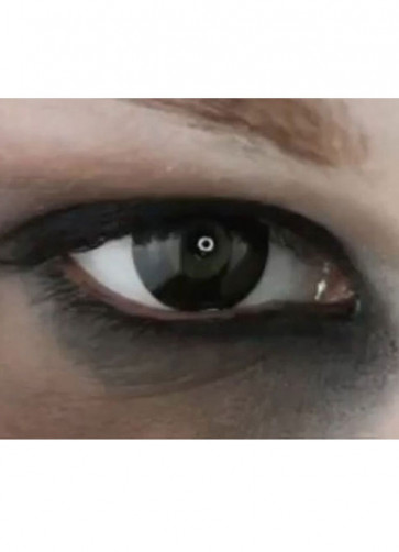 Black Contact Lenses - One Day Wear