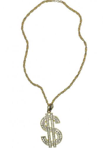 Dollar Diamond Necklace