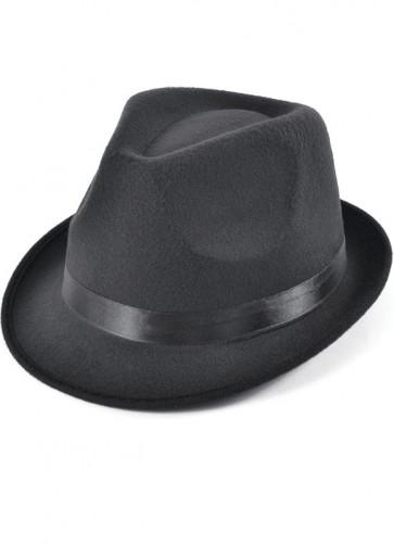 Blues Brothers Delux Pork Pie Hat