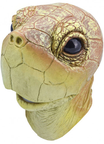 Turtle Rubber Mask