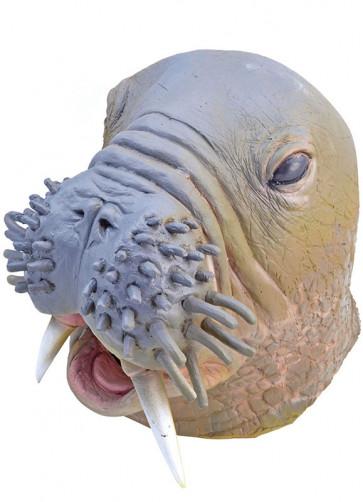 Walrus Rubber Mask