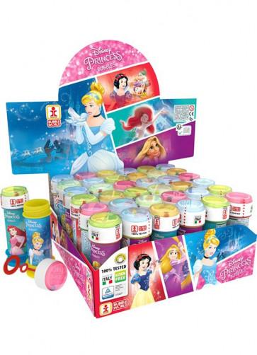 Disney Princess Bubble Tub 60ml - Assorted