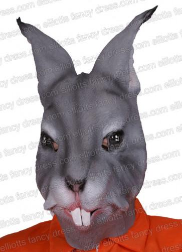Rabbit Rubber Mask