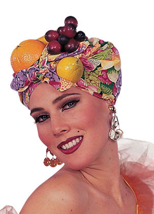 Carmen Miranda (Fruit) Headpiece
