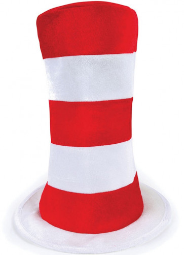 Striped Hat (The Cat in the Hat) (Adult)