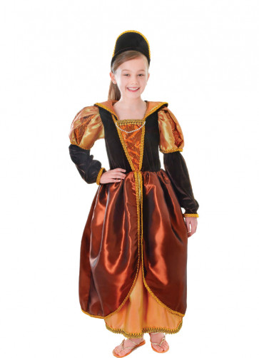 Tudor Queen Costume