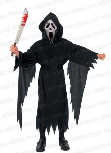Scream or Demon Robe