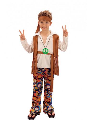 Hippie Boy (Swirls) (Boys) Costume