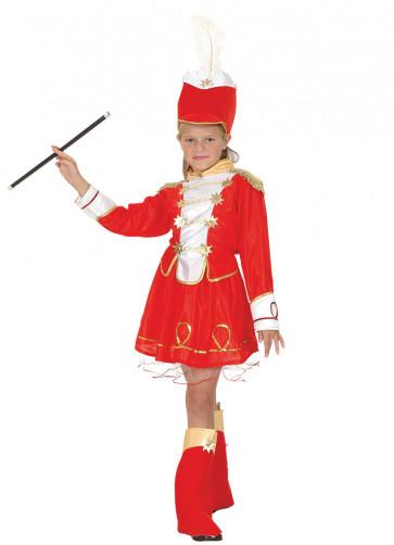 Girls Majorette Costume