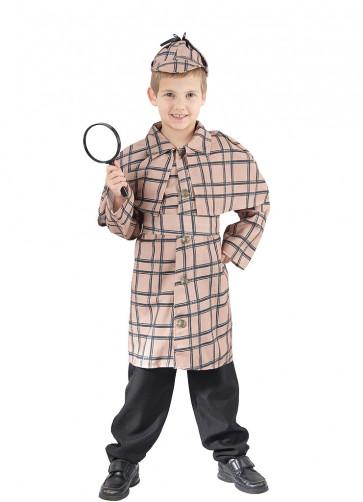 Detective - Sherlock Holmes - Costume