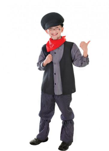 Chimney Sweep (Boys) Costume