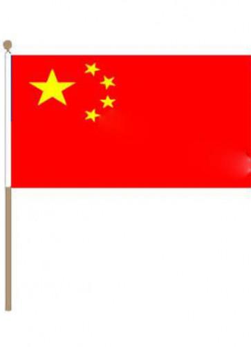 China Hand Flag