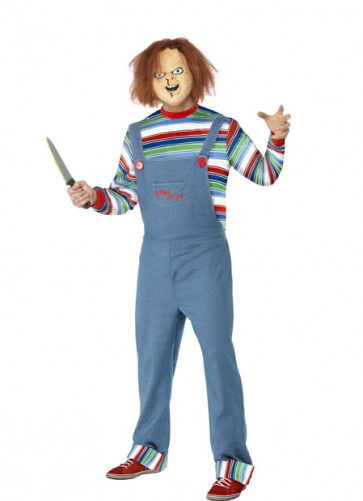 Chucky Childs Play 2 Costume