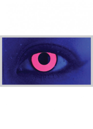 Climax Pink UV Contact Lenses - 30 Day Wear