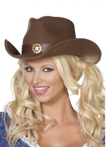 Wild West Cowgirl Hat