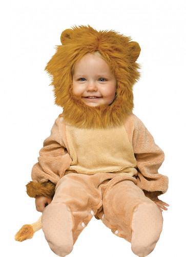 Cuddly Lion Jumpsuit
