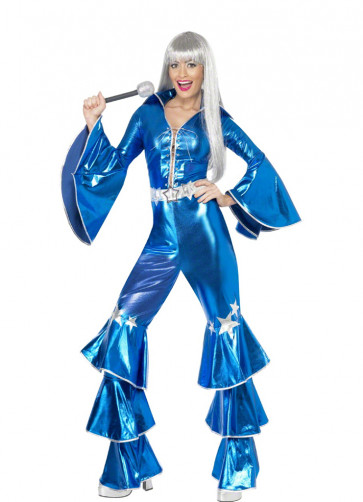 Dancing Dream ABBA (Blue) Costume