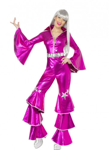 Dancing Dream ABBA (Pink) Costume