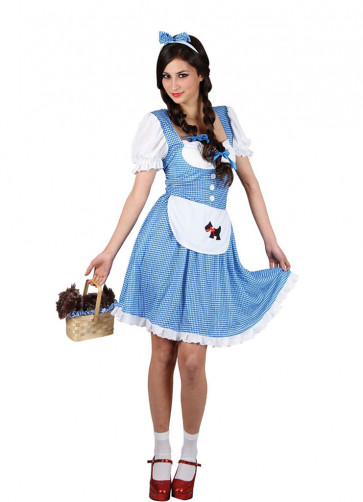 Country Girl - Dorothy Costume