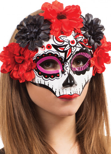 Day of the Dead Darling Eye Mask