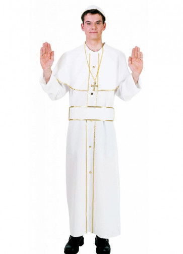 Deluxe Pope Costume