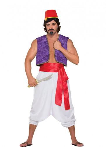 Desert Prince Trousers - White