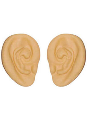 Giant Rubber Ears (Friendly Giant)