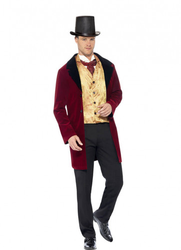 Edwardian Gent Costume