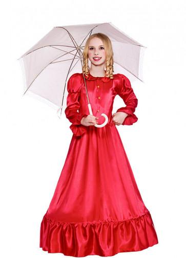 Victorian Lady (Scarlet)
