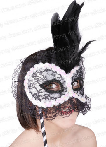 Elegant Shadow Eye Mask