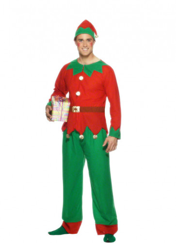 Elf Man Costume