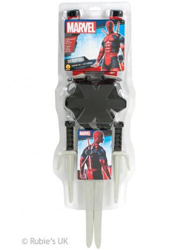 Deadpool Ninja Sword Weapon Set - Marvel