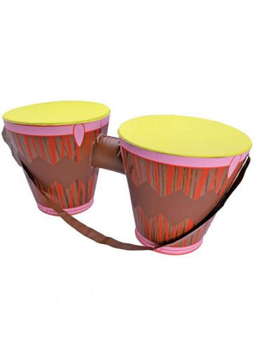 Inflatable Bongo Drums 27x25x62cm