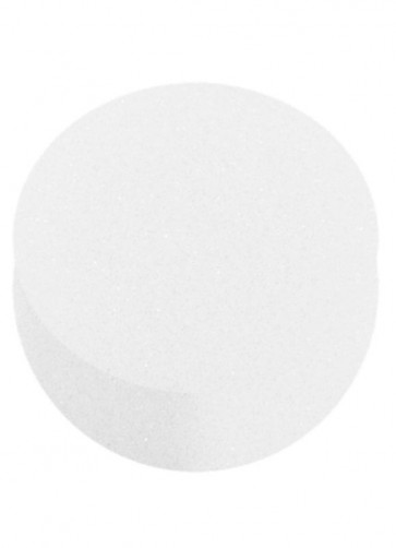 Kryolan Professional Sponge - Firm White