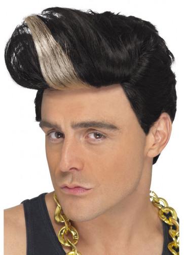 90s Rapper (Vanilla Ice) Wig