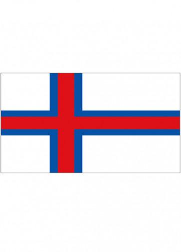 Faroe Islands Flag 5x3